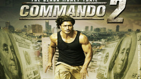 First Look Of The Movie Commando 2
