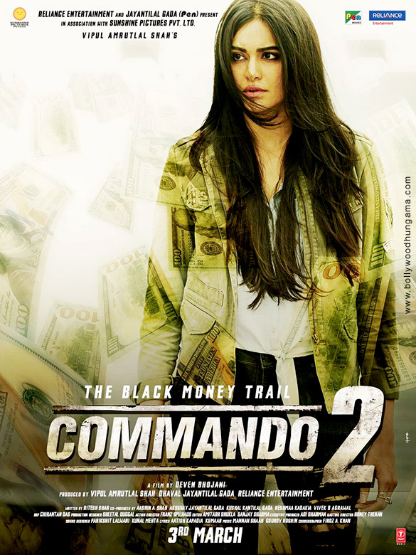 COMMANDO 2 (2017) con Vidyut Jamwal + Jukebox + Sub. Español + Online Commando-2-4