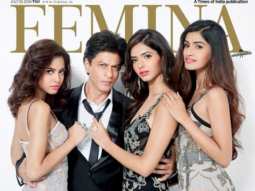 Shah Rukh Khan On The Cover Of Femina