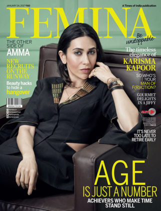Karisma Kapoor On The Cover Of Femina