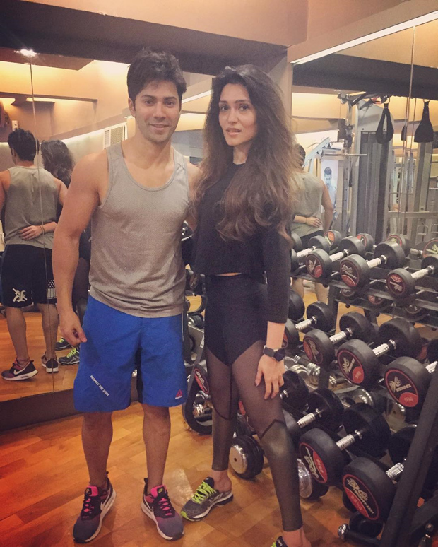 Heres The Person Who Gives Varun Dhawan Fitness Goals Bollywood