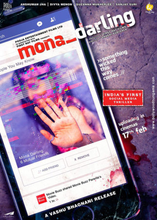 First Look Of The Movie Mona Darling