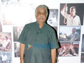 Om Puri's 13th day prayer meet held by Cintaa and other movie associations