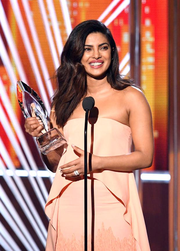 Priyanka Chopra wins Favorite Dramatic TV Actress at People's Choice Awards 2017