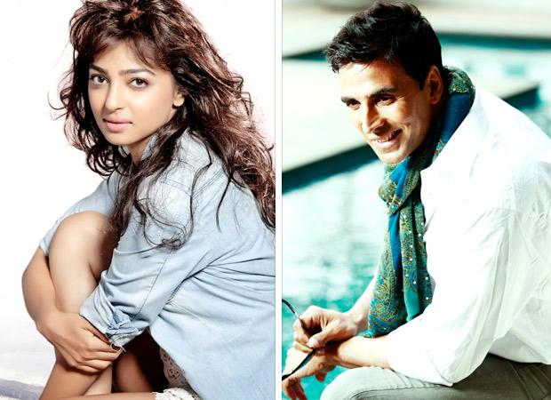 Radhika Apte to play Akshay Kumar