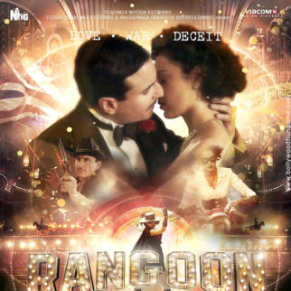 First Look From The Movie Rangoon