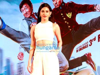 Salman Khan, Shilpa Shetty, Tiger Shroff, Kangna Ranaut and others grace 'Kung Fu Yoga's launch in Mumbai