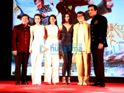 Salman Khan, Shilpa Shetty, Tiger Shroff, Kangna Ranaut and others grace 'Kung Fu Yoga's launch in Mumbai
