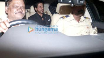 Shah Rukh Khan, Sonam Kapoor, Sonakshi Sinha and others grace the Filmfare pre awards bash