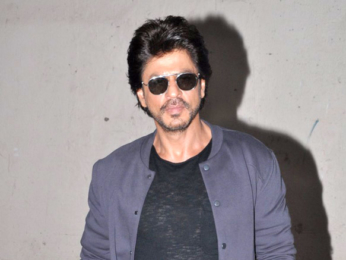 Shah Rukh Khan snapped during 'Raees' promotions