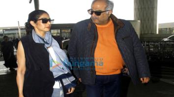 Sridevi, Tamannaah Bhatia and Kanika Kapoor snapped at the airport