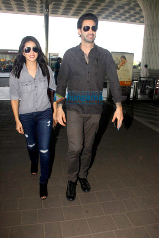 Sunny Leone, Sridevi, Vidyut Jammwal and others snapped at the airport