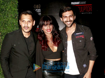 Varun Dhawan, Sunny Leone and others grace the launch of Body Sculptor gym