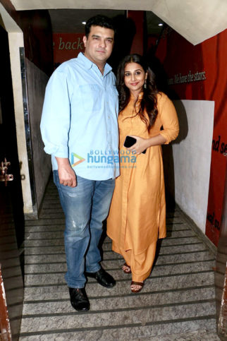 Vidya Balan and others grace the special screening of 'Ok Jaanu' at PVR Juhu