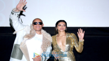 Vin Diesel & Deepika Padukone snapped at the press conference of 'xXx The Return of Xander Cage' in Mumbai