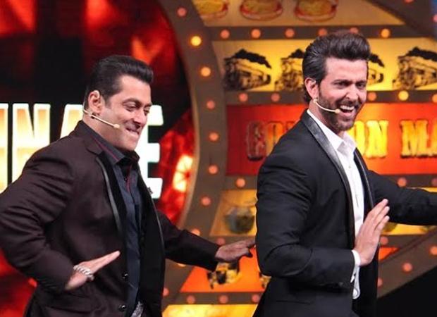 When Salman Khan stood for 3 hours to watch Hrithik Roshan's Kaho Na Pyaar Hai