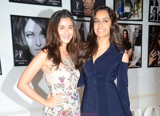 Image result for Shraddha Kapoor and Alia Bhatt