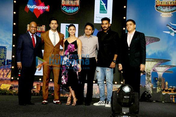 Alia Bhatt & Varun Dhawan promote 'Badrinath Ki Dulhania ...