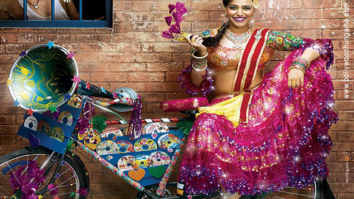 First Look Of The Movie Anaarkali Of Aarah