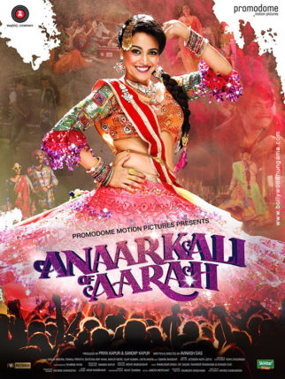 First Look Of The Movie Anaarkali Of Aarah