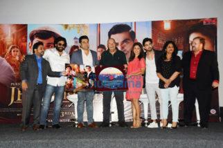 Arbaaz Khan,& Manjari Fadnis grace the music launch of 'Jeena Isi Ka Naam Hai'