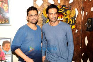 Arjun Rampal joins the cast of 'Aankhen 2' with a media meet