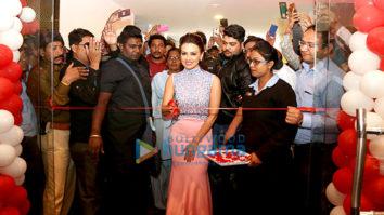 Sana Khan inaugurates Carnival Cinemas' newest two screen property in Mandsaur