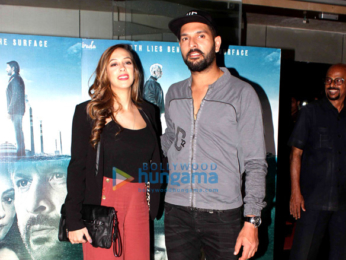 Celebs grace the special screening of 'Irada'