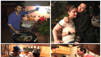 Check out: Saif Ali Khan and Ranbir Kapoor turn chefs for Kareena Kapoor Khan and Karisma Kapoor