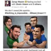 Dangal actress Zaira Wasim faces backlash for her mother's anti-India posts