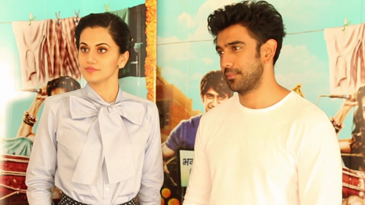 EXCLUSIVE: Amit Sadh, Taapsee Pannu QUIZ! How Well Do You