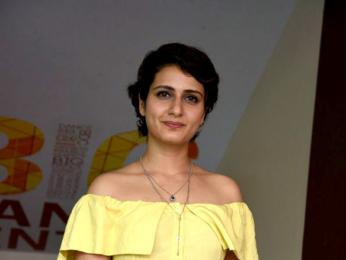 Fatima Sana Shaikh snapped in Andheri