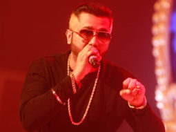 Honey Singh Sparkles At Adel-Sana Engagement