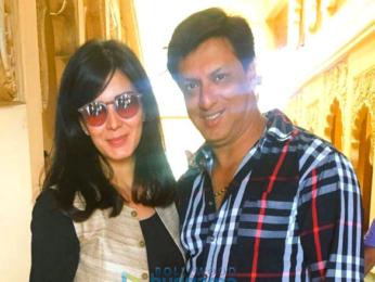 On The Sets Of The Movie Indu Sarkar