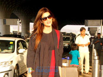Kriti Sanon, Arbaaz khan & Adnan Sami snapped at the airport