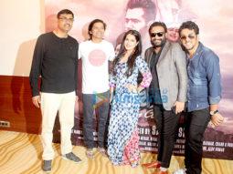 Music launch of film 'Badri The Cloud'