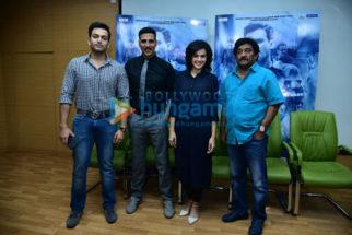 Press conference of 'Naam Shabana' at Jaypee Hospital, Noida