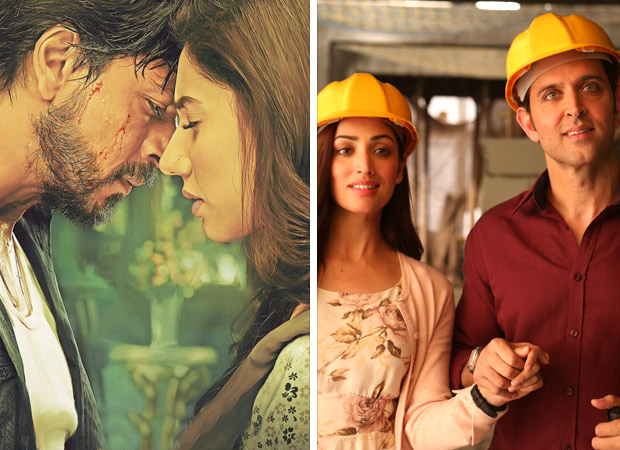 Raees becomes highest opening week grosser of 2017; Kaabil at no 2