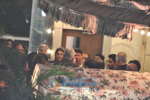 Randhir Kapoor's celebrates 70th birthday in stye