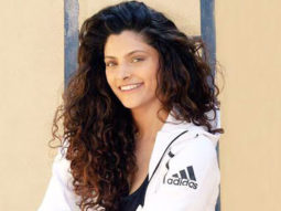 Saiyami Kher roped in to endorse Adidas Running news