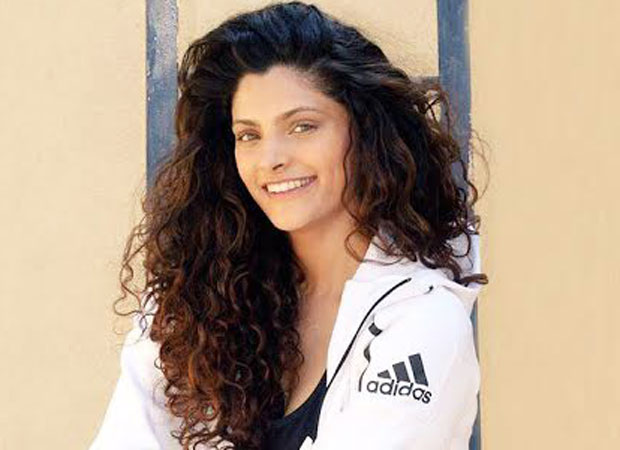 Saiyami Kher roped in to endorse Adidas Running news