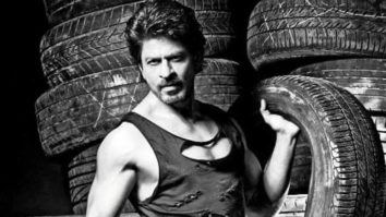 Shah Rukh Khan's RUGGED Click Of 2017 Calendar  Dabboo Ratnani Talks vid