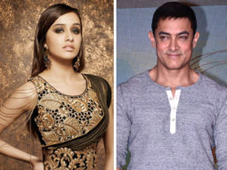 Shraddha to play Aamir