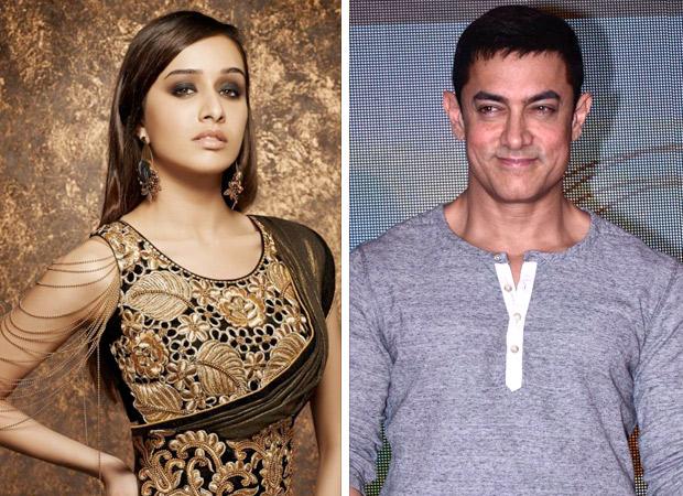 Shraddha to play Aamir