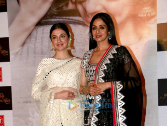 Sridevi & Divya Kumar Khosla launch T Series' single 'Kabhi Yaadon Mein'