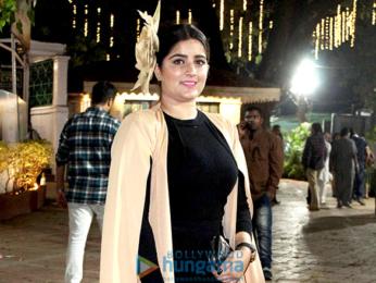 Sunny Leone attends 'The Atilla Million' Race by Kishore Dhingra