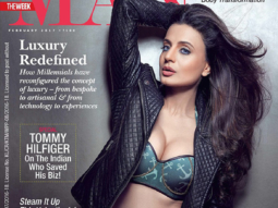 Ameesha Patel On The Cover Of The Man