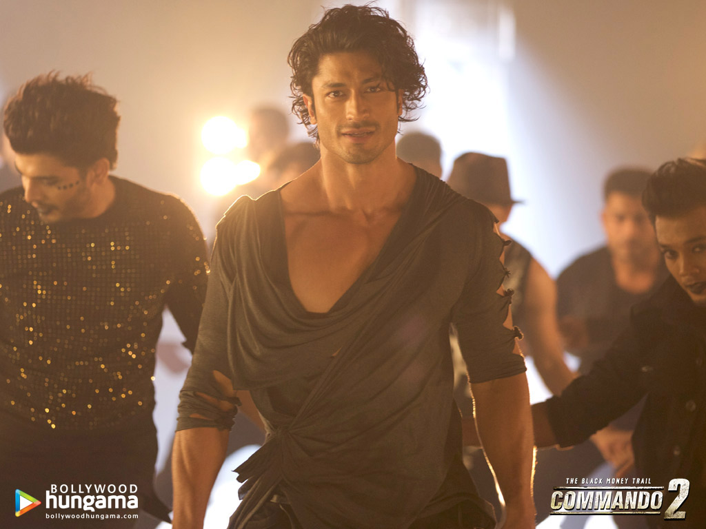 Commando 2 Wallpaper: Commando-2-7-3 - Bollywood