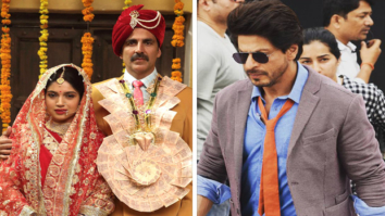Akshay Kumar Vs Shah Rukh Khan Akshay's Toilet – Ek Prem Katha to clash with Shah Rukh Khan's next on Independence Day weekend