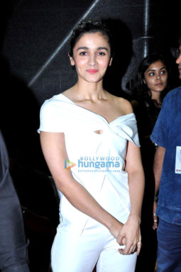 Alia Bhatt graces the 'Youtube Fanfest' event at Jio Gardens